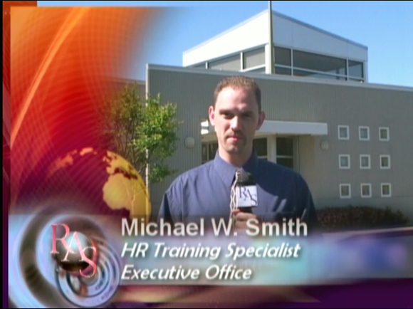 Michael Smith for RAStv