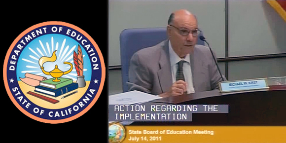 Image result for big education ape Agenda for the California State Board of Education (SBE)